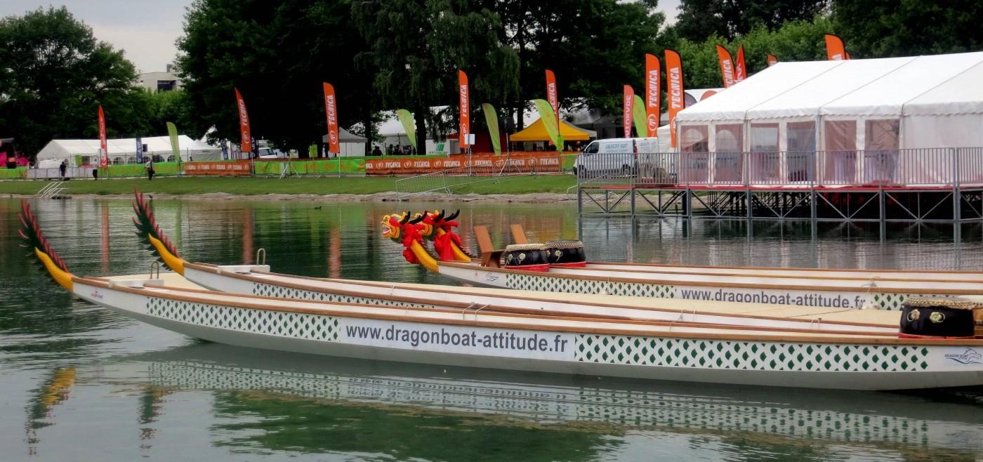 ceremonie ouverture maxi kayak