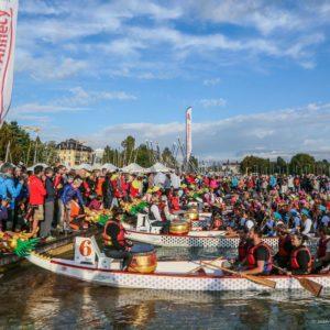 festival dragon boat annecy