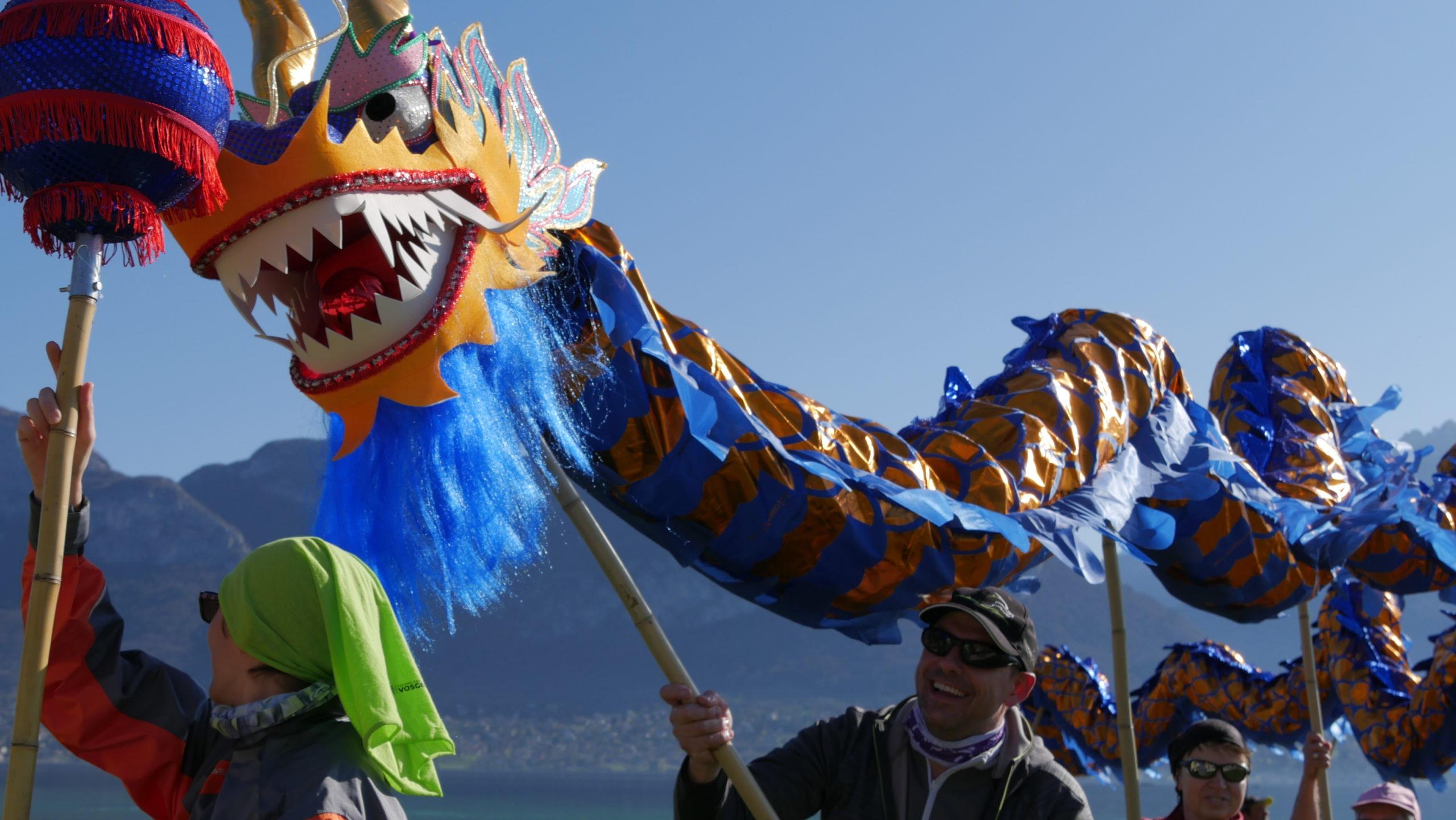 parade du dragon